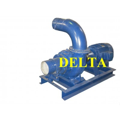 Water Pump - Mixed Flow