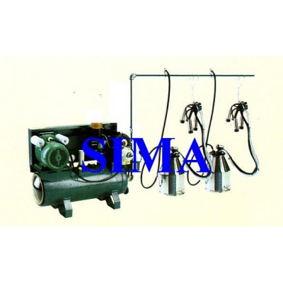 Stationary Milking Machine